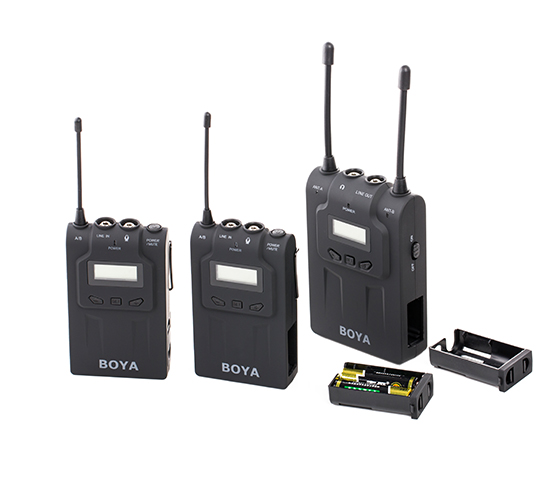 BY-WM8  Wireless  Microphone