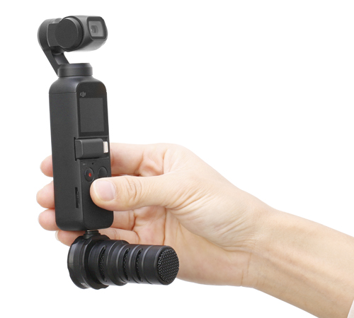 BY-DM100-OP Digital Condenser Microphone  for DJI OSMO™ Pocket